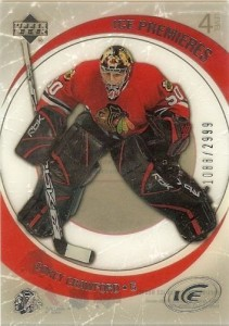 Corey Crawford Cards, Rookie Cards and Autographed Memorabilia Guide 3