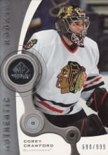 Corey Crawford SPGU RC