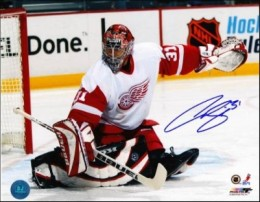 Curtis Joseph Signed Photo