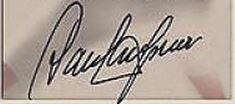 Dave Concepcion Signature Example
