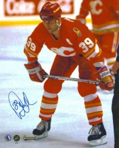Doug Gilmour signed photo