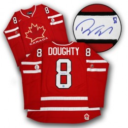 Drew Dought Signed Jersey