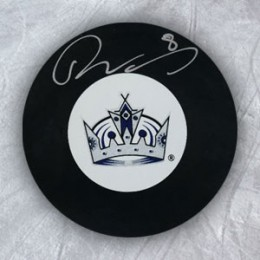 Drew Dought Signed Puck