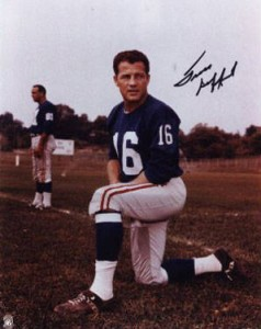 Frank Gifford Cards, Rookie Cards and Autographed Memorabilia Guide 28