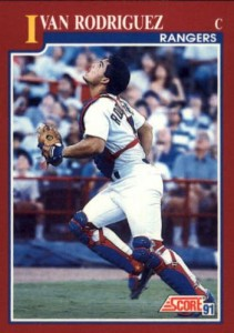 Ivan Rodriguez Cards, Rookie Cards and Autographed Memorabilia Guide 4