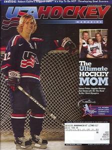 Jenny Potter USA Hockey Magazine