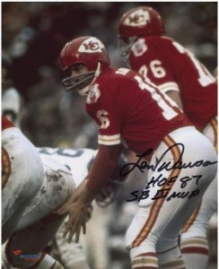 Len Dawson Cards, Rookie Card and Autographed Memorabilia Guide 27