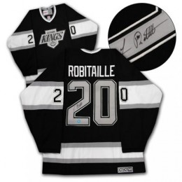 Luc Robitaille Cards, Rookie Cards and Autographed Memorabilia Guide 23