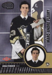 Marc-Andre Fleury Cards, Rookie Cards and Autographed Memorabilia Guide 22