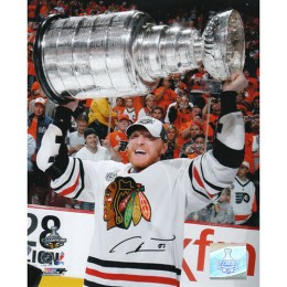 Marian Hossa Signed Photo