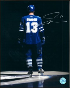 Mats Sundin Cards, Rookie Cards and Autographed Memorabilia Guide 28