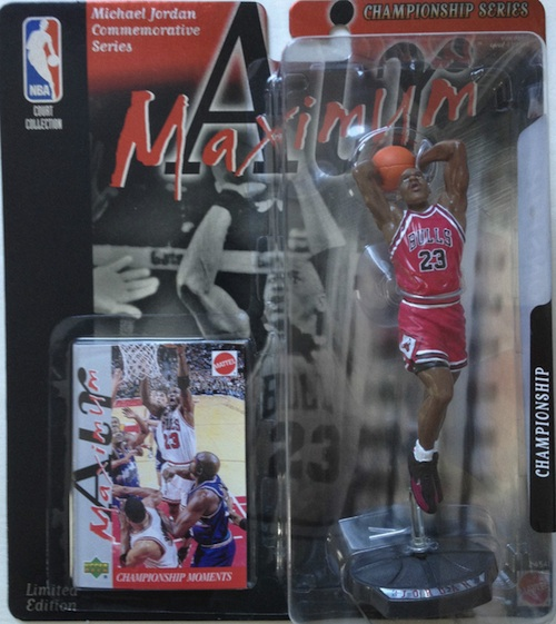 Maximum Air Michael Jordan Figures