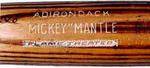 Mickey Mantle Maker's Mark