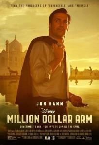 Collecting Million Dollar Arm's Dinesh Patel and Rinku Singh 1