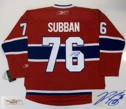 P.K. Subban Cards, Rookie Cards and Autographed Memorabilia Guide 43