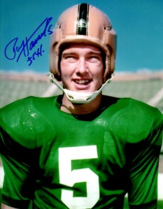 Paul Hornung Cards, Rookie Card and Autographed Memorabilia Guide 24