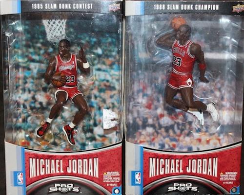 Pro Shots Michael Jordan Figures