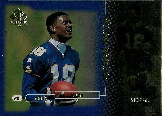 Randy Moss Rookie Cards and Autographed Memorabilia Guide 2