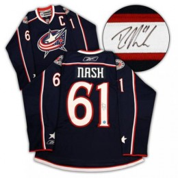 Rick Nash Cards, Rookie Cards and Autographed Memorabilia Guide 43