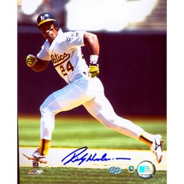 Rickey Henderson Signed Photo