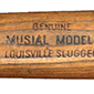 Authenticating Game-Used Baseball Bats