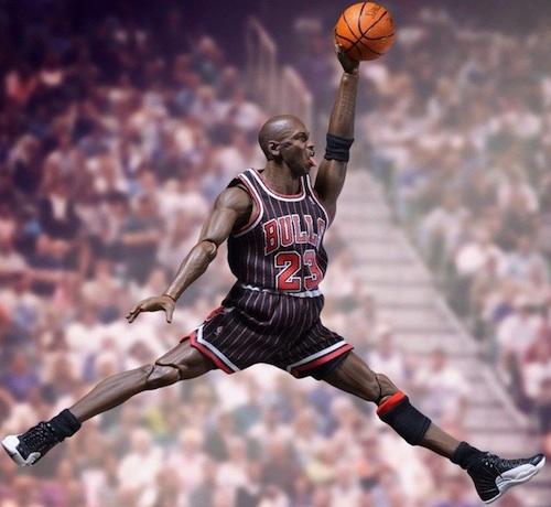 Storm Toys Michael Jordan Figures
