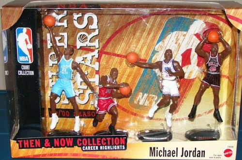 Ultimate Michael Jordan Figures Guide 11