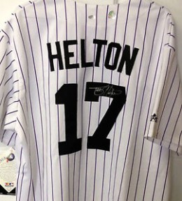 Todd Helton Cards, Rookie Card and Autographed Memorabilia Guide 23
