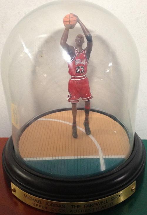 Tributes Michael Jordan Figures