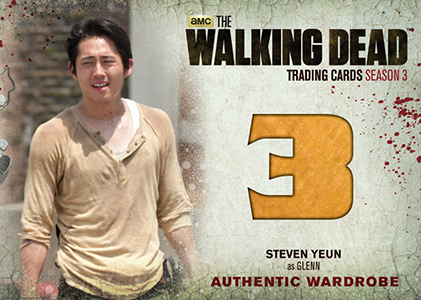 2014 Cryptozoic Walking Dead Season 3 Part 1 Trading Cards 28