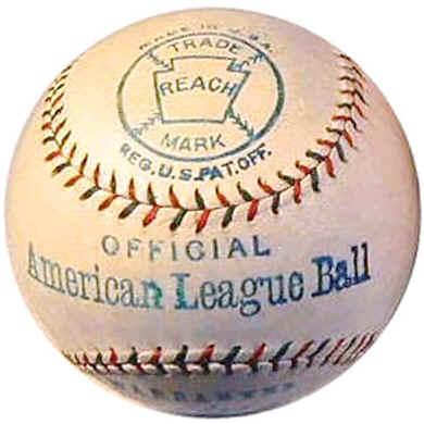 Dating national league baseballs