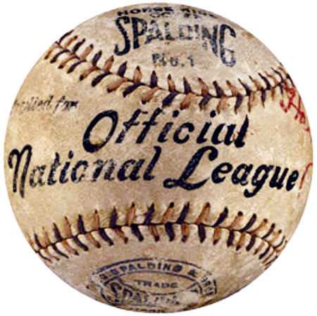 c0841f22b8e Guide to Collecting Official League Baseballs