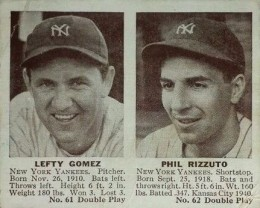 Phil Rizzuto Cards, Rookie Card and Autographed Memorabilia Guide 1