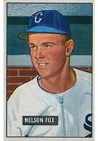 Nellie Fox Cards and Autographed Memorabilia Guide