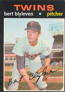 Bert Blyleven Cards, Rookie Cards and Autographed Memorabilia Guide 1