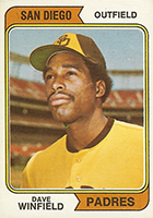 Dave Winfield Cards, Rookie Cards and Autographed Memorabilia Guide