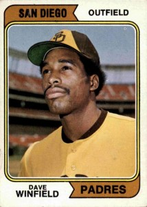 Dave Winfield Cards, Rookie Cards and Autographed Memorabilia Guide 2