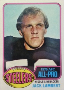 Top Pittsburgh Steelers Rookie Cards of All-Time 11