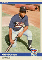 Kirby Puckett Cards, Rookie Card and Autographed Memorabilia Guide