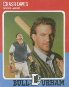 Hobby Gone Hollywood: Baseball Cards of Baseball Movies 12