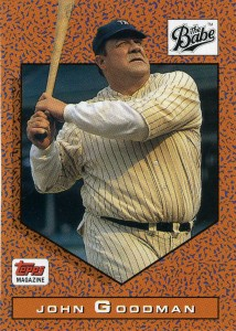 Hobby Gone Hollywood: Baseball Cards of Baseball Movies 1