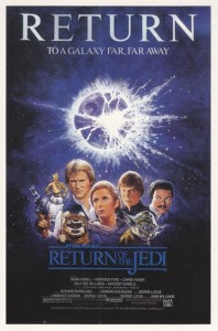 1996 Topps Return of the Jedi Widevision Trading Cards 23