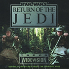 1996 Topps Return of the Jedi Widevision Trading Cards