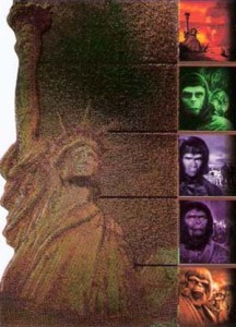 1999 Inkworks Planet of the Apes Archives Trading Cards 21