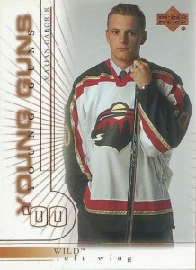 Marian Gaborik Cards, Rookie Cards and Autographed Memorabilia Guide 1