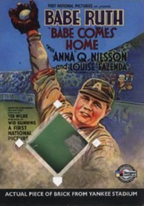 Hobby Gone Hollywood: Baseball Cards of Baseball Movies 4