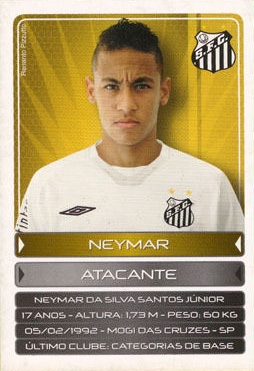 Top Neymar Cards to Collect 1