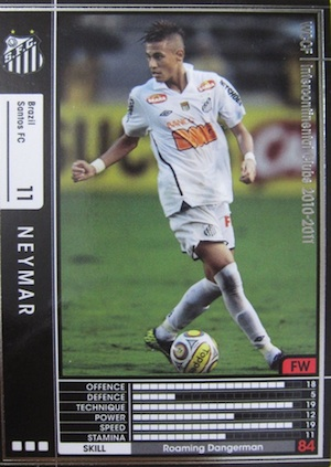 Top Neymar Cards to Collect 3