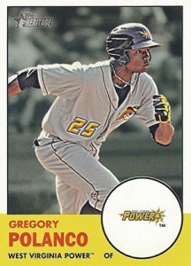 Gregory Polanco Rookie Cards and Prospect Cards Guide 23