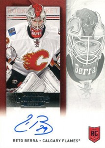 2013-14 Panini Contenders Hockey Rookie Ticket Autograph Variations Guide 36